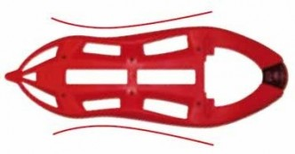 Talla de avispa en las raquetas composite de TSL