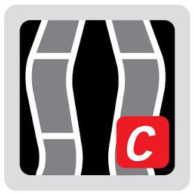 Logo del sistema de suspensión Anatomic Alpine de mochilas Vaude