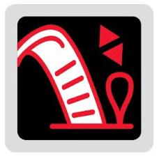 Logo del sistema de suspensión F.L.A.S.H. NT de mochilas Vaude
