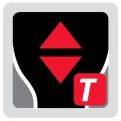 Logo del sistema de suspensión Tergolight Easy Adjust en mochilas Vaude