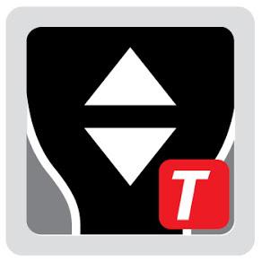 Tergolight suspension system logo on Vaude backpacks