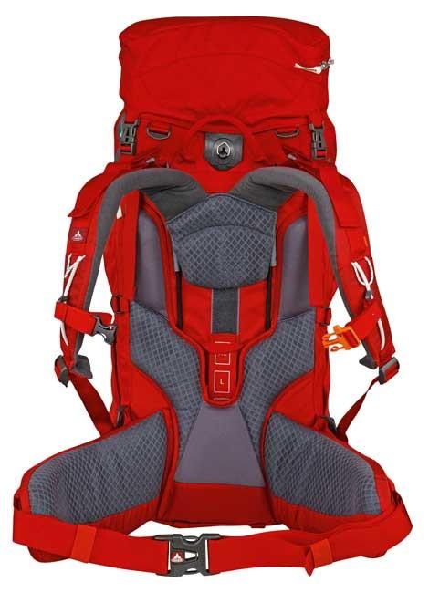 Vaude Cimone 40+8 Backpack Backrest