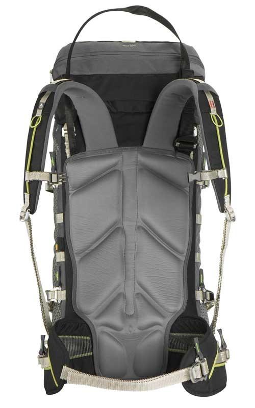 Vaude backpack backrest with 35+10