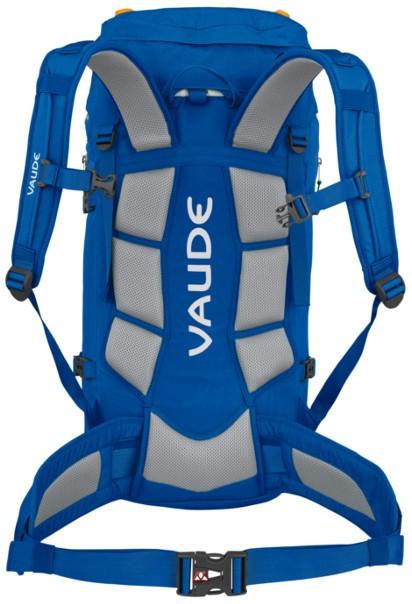Espalda de la mochila Vaude Escapator 30+10
