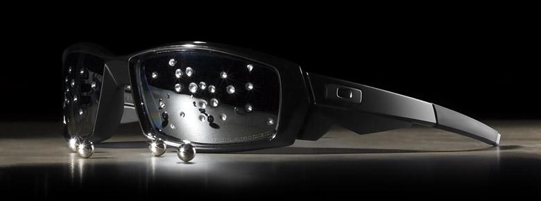 Protección contra impactos en lentes Oakley