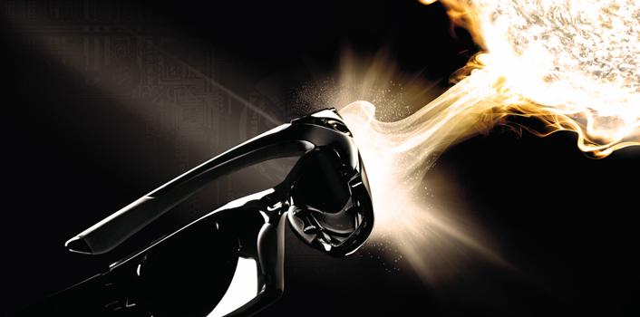Protección ultravioleta UV en lentes Oakley