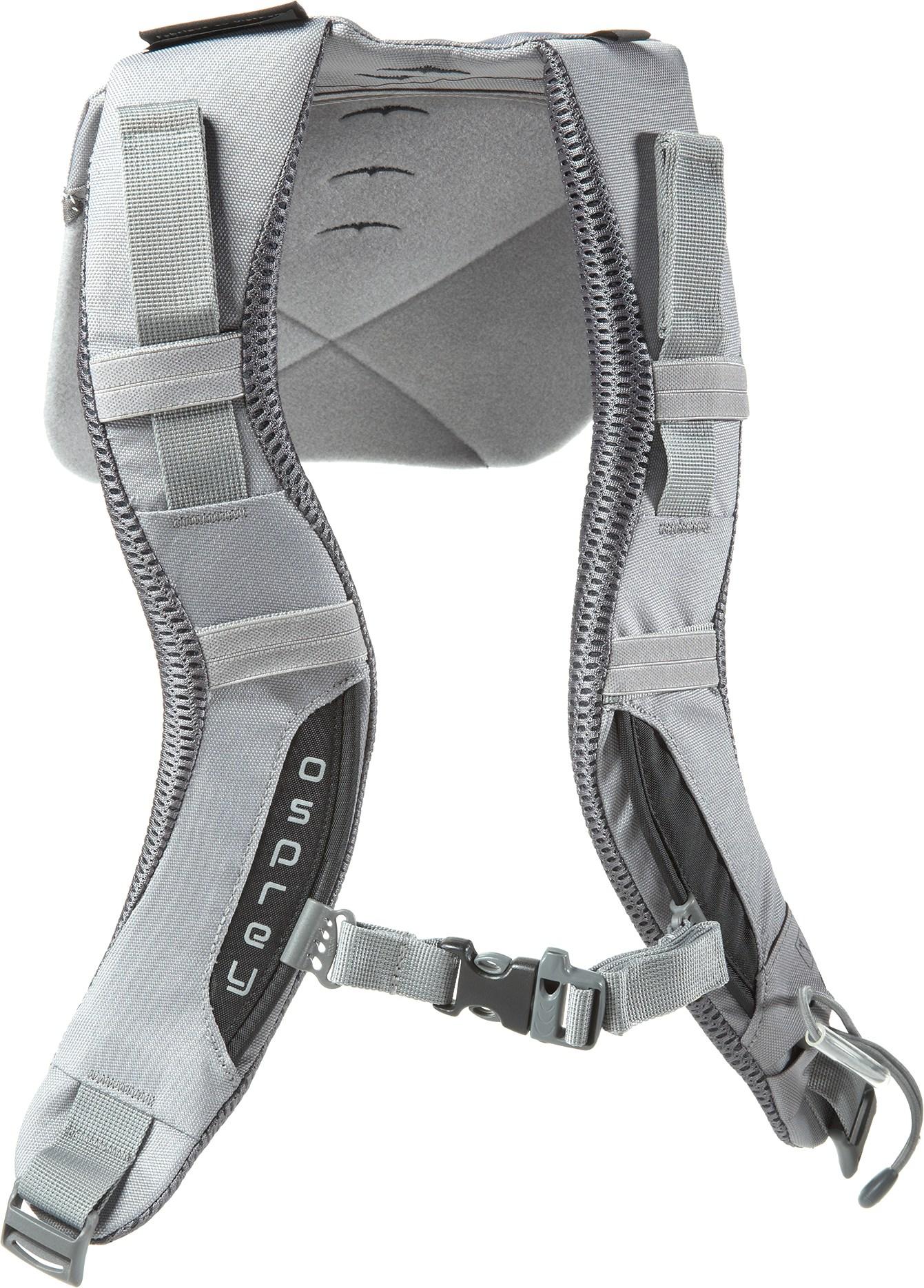 Hombreras IsoForm en mochilas Osprey