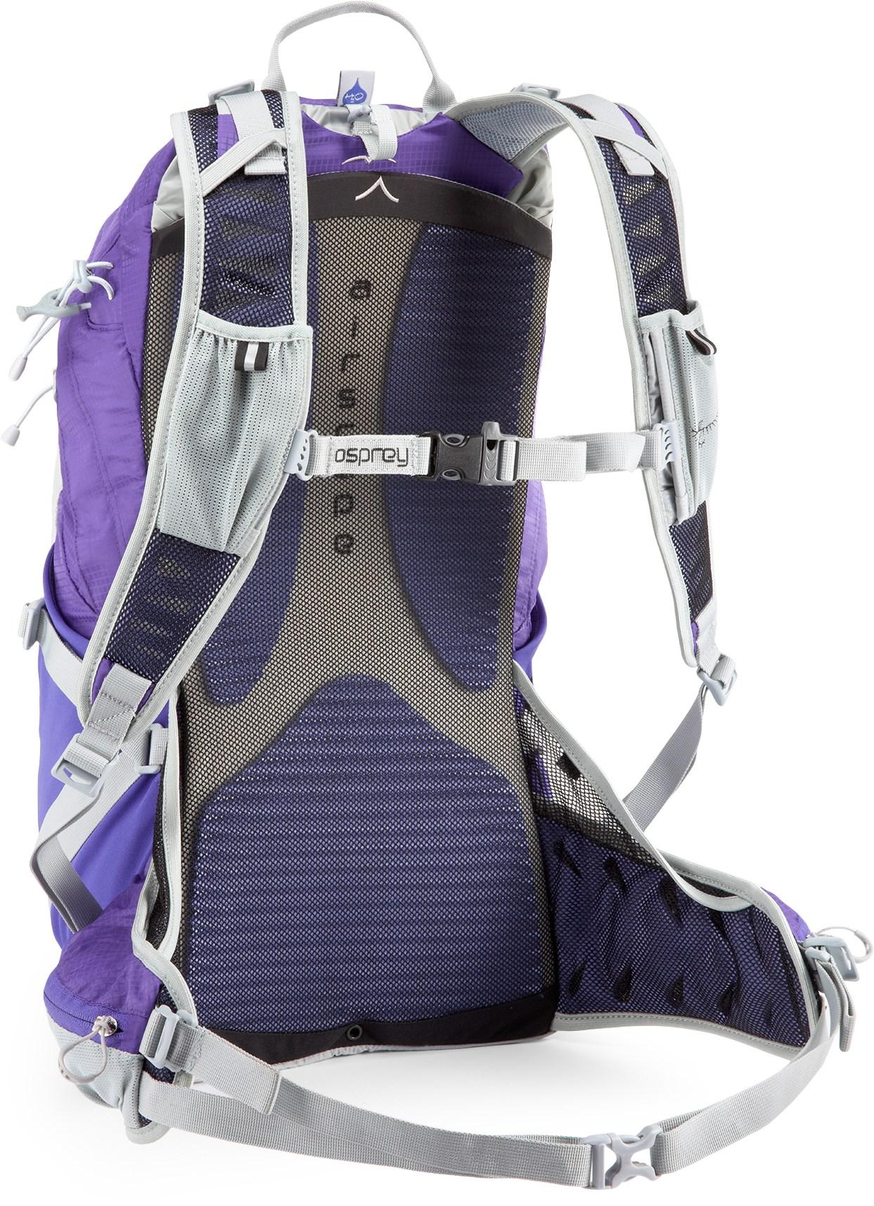 Sistema Airscape en mochilas Osprey
