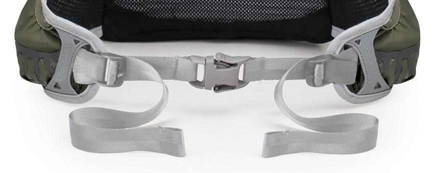 Sistema ErgoPull en mochilas Osprey