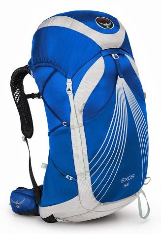 Sistema Exoform en mochilas Osprey Exos