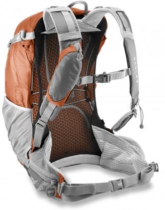 Sistema de ventilación AirSpeed de mochilas Osprey