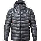 Chaqueta Rab Zero G Jacket steel (gris)