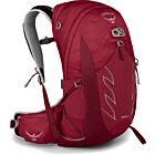 Osprey Talon 22 backpack cosmic red