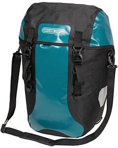 Alforja Ortlieb Bike Packer Classic petrol-black (azul)