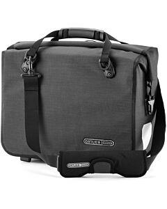 Alforja Ortlieb Office Bag QL3.1 black matt (negro)