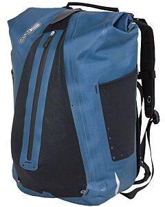 Alforja/mochila Ortlieb Vario QL3 steel blue (azul)
