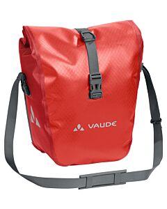 Alforja Vaude Aqua Front lava (rojo)