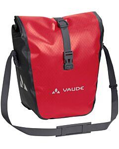 Alforja Vaude Aqua Front red (rojo)