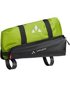 Alforja Vaude Trailguide black/green (negro y verde)