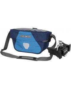 Bag handlebar Ortlieb Ultimate Six Plus 5L blue with binding