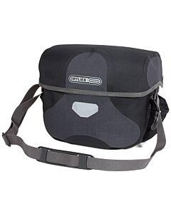Bolsa de manillar Ortlieb Ultimate Six Plus 8,5L granito y negro