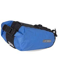 Bolsa de sillín Ortlieb Saddle Bag azul oceano y negro