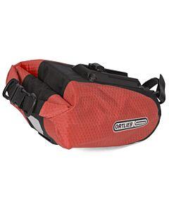 Bolsa de sillín Ortlieb Saddle Bag rojo señales y negro