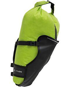Bolsa de sillín Vaude Trailsaddle black/green (negro y verde)