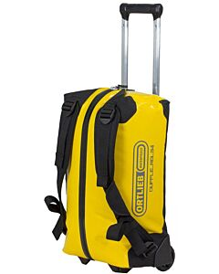 Ortlieb Duffle RG travel bag sun yellow