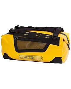 Ortlieb Duffle travel bag sun yellow