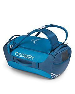 Osprey Transporter 40 travel bag kingfisher blue
