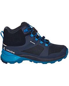 Vaude Kids Lapita II Mid STX boots radiate blue