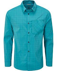 Camisa Rab Mello LS Shirt ultramarine (azul)