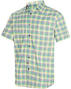 Camisa Trangoworld Aiguallut verde