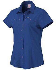 Camisa Trangoworld Crika azul