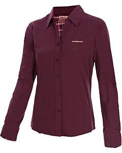 Camisa Trangoworld Lusera potent purple (morado)