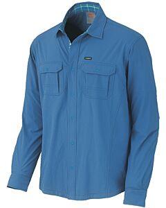 Camisa Trangoworld Yapura azul
