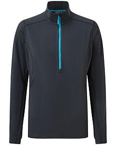 Camiseta Rab Flux Pull-on mujer beluga (gris)