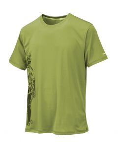 Camiseta Trangoworld Cordov DT verde