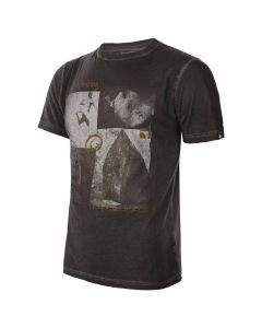Camiseta Trangoworld Idajo negro