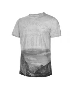 Camiseta Trangoworld Lodge gris