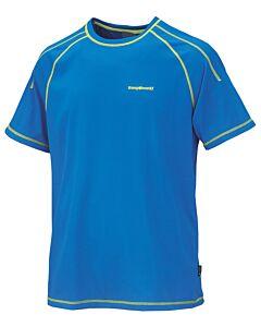 Camiseta Trangoworld Nayar skydiver (azul)