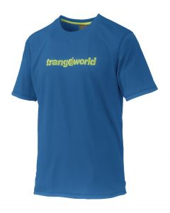 Camiseta Trangoworld Omiz DT azul