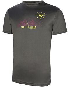 Trangoworld Pondiellos gray T-shirt