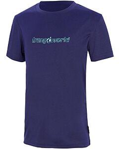 Trangoworld Salenques blue t-shirt