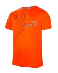 Camiseta Trangoworld Sangons naranja