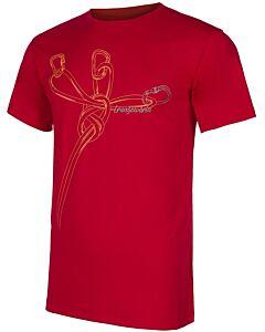 Trangoworld Sangons VT red t-shirt