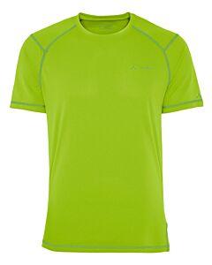 Camiseta Vaude Hallett Shirt hombre pistachio (verde)