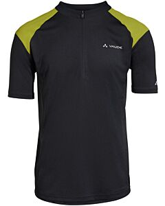 Camisa Vaude Qimsa T-Shirt hombre black (negro)