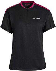 Camiseta Vaude Women's Qimsa T-Shirt black (negro)